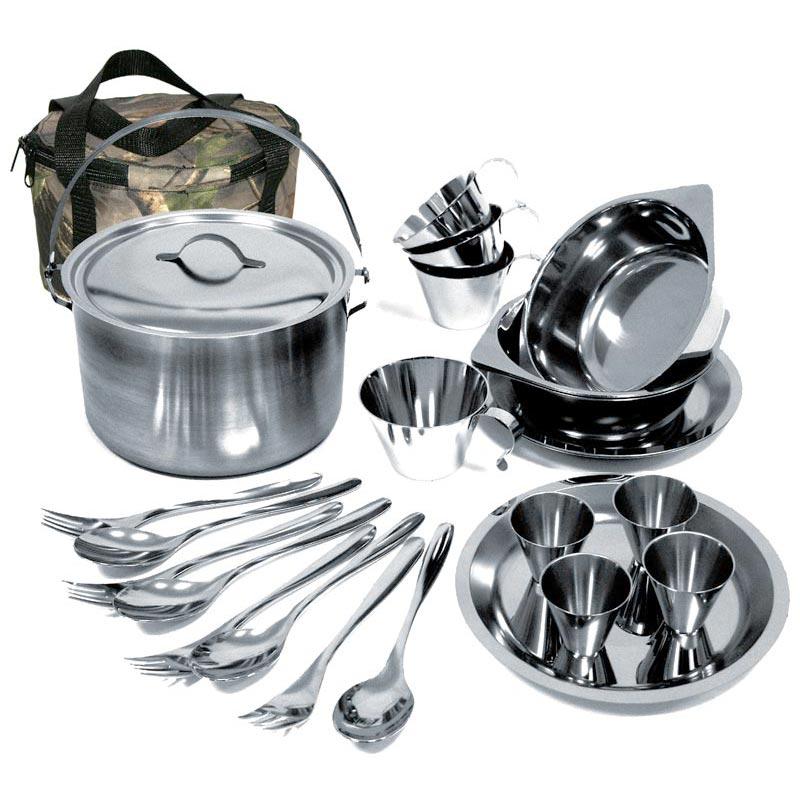 Набор для пикника в чехле (26 предметов)