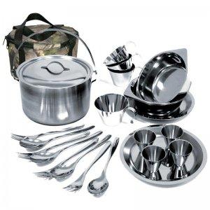 Посуда без теплораспределительного дна
